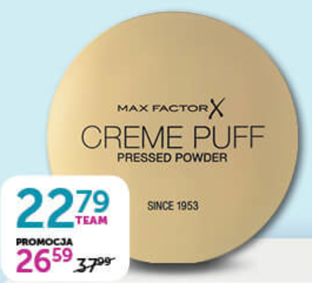 Puder do twarzy Max Factor