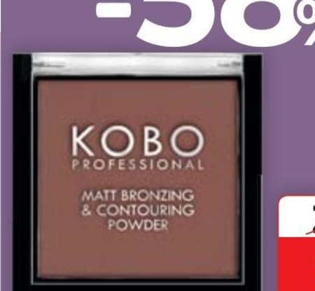 Bronzer Kobo Professional