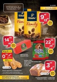 Gazetka promocyjna Spiżarnia Smakosza - Promocje w sklepie Spiżarnia Smakosza - ważna do 17-06-2020