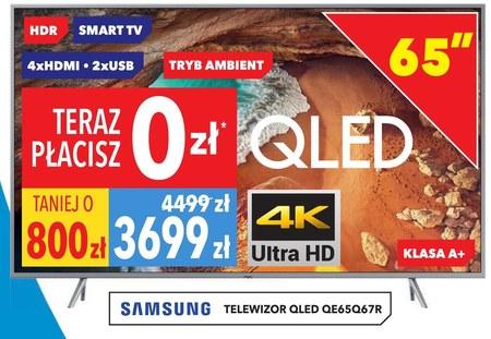 Telewizor QE65Q67R Samsung