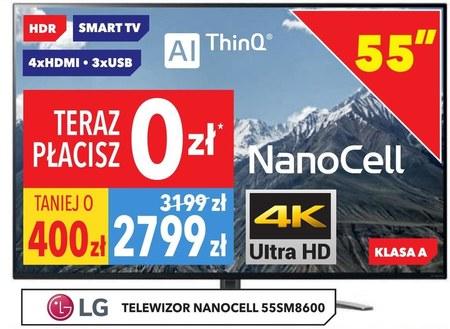 Telewizor 555M8600 LG