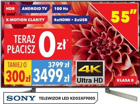Telewizor KD55XF9005 Sony