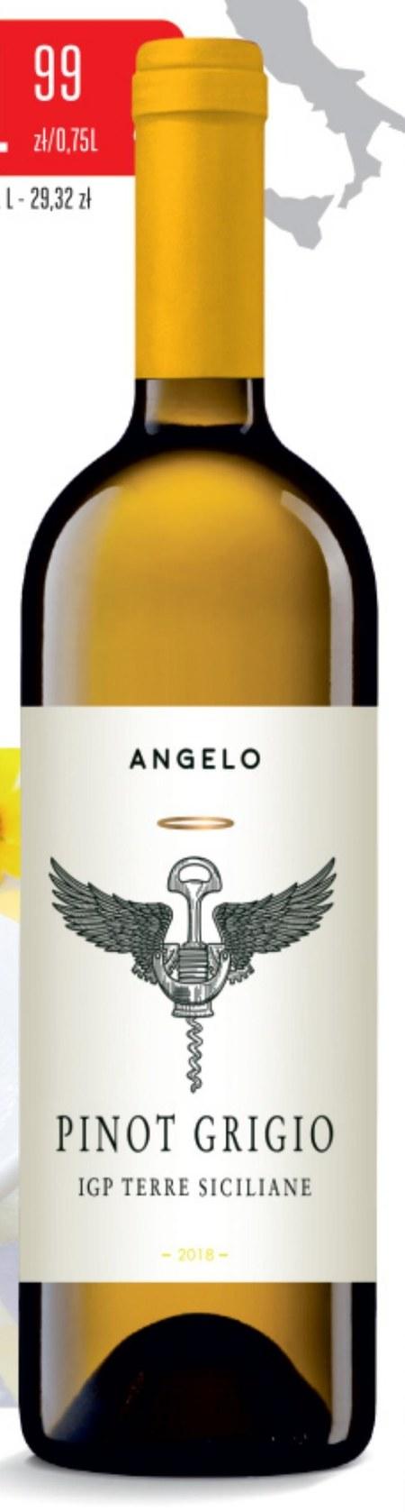 Wino Pinot Grigio