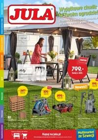 Gazetka promocyjna Jula - Wyjątkowe chwile w Twoim ogrodzie z Jula - ważna do 21-06-2020