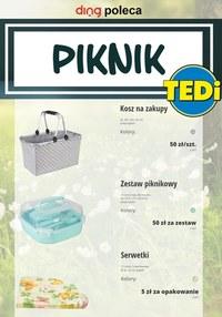 Gazetka promocyjna TEDi - Piknik z TEDi - ważna do 30-06-2020