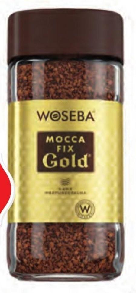 Kawa rozpuszczalna Woseba
