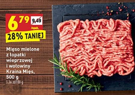 Mięso mielone Kraina Mięs