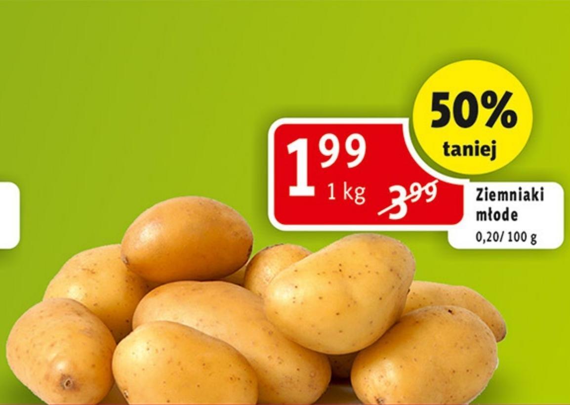 Ziemniaki niska cena