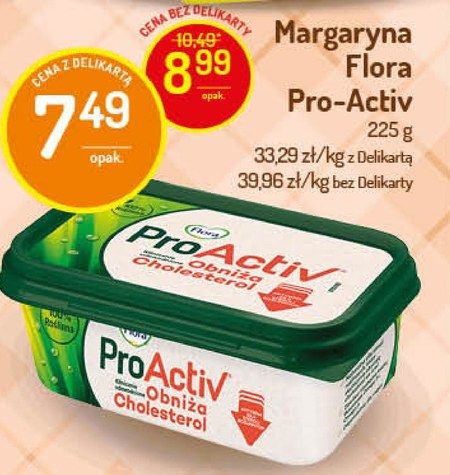 Margaryna Flora Pro-Activ