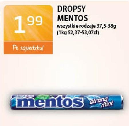 Dropsy Mentos