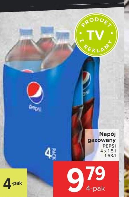 Napój gazowany Pepsi