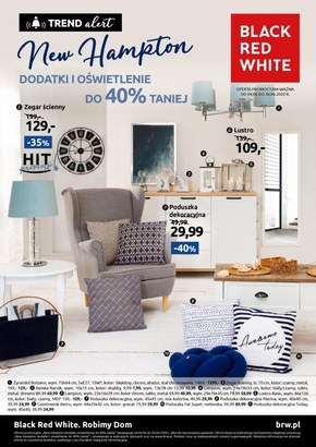 Do 40% taniej w Black Red White!