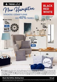 Gazetka promocyjna Black Red White - Do 40% taniej w Black Red White!  - ważna do 30-06-2020