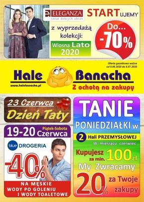Hala Banacha startuje z wyprzedażą!