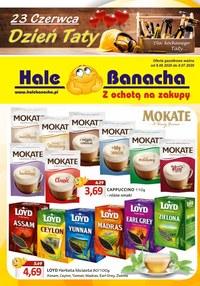 Gazetka promocyjna Hala Banacha - Dzień Taty w Halach Banacha  - ważna do 08-07-2020