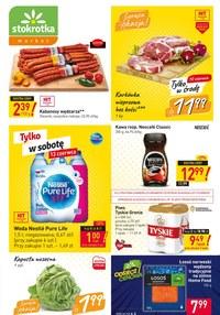 Gazetka promocyjna Stokrotka Market - Wypatruj gorących okazji w Stokrotce - ważna do 17-06-2020