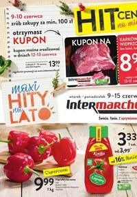 Gazetka promocyjna Intermarche Super - Hity lata w Intermarche!  - ważna do 15-06-2020