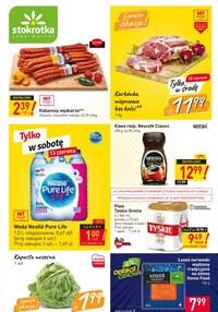 Gazetka promocyjna Stokrotka Supermarket - Gorące okazje w Stokrotce Supermarket!  - ważna do 17-06-2020