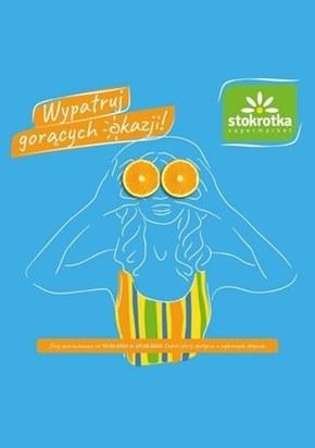 Stokrotka - oferta handlowa