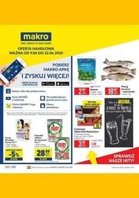 Gazetka promocyjna Makro Cash&Carry - Oferta handlowa Makro - ważna do 22-06-2020