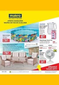 Gazetka promocyjna Makro Cash&Carry - Promocje w sklepach Makro - ważna do 22-06-2020