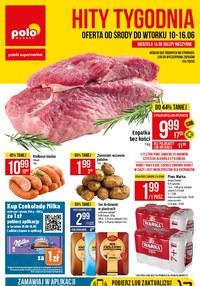 Gazetka promocyjna POLOmarket - Super produkty w POLOmarket!  - ważna do 16-06-2020