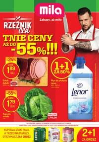 Gazetka promocyjna MILA - Mila - rzeźnik tnie ceny - ważna do 17-06-2020