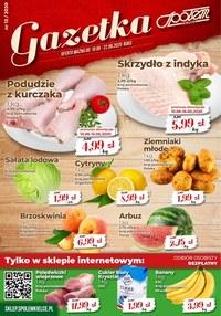 Gazetka promocyjna Społem Kielce - Oferta handlowa Społem Kielce - ważna do 22-06-2020