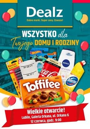 Wielkie otwarcie Dealz w Lublinie!