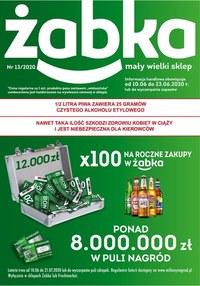 Gazetka promocyjna Żabka - Wygraj w Żabce!  - ważna do 23-06-2020