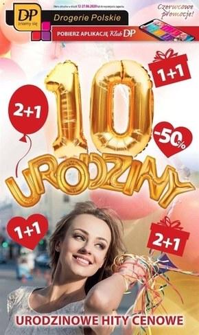 10 urodziny w Drogerii Polskiej!