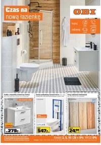 Gazetka promocyjna OBI - Odśwież łazienkę z OBI - ważna do 23-06-2020