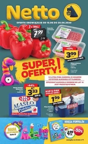 Super oferty w Netto