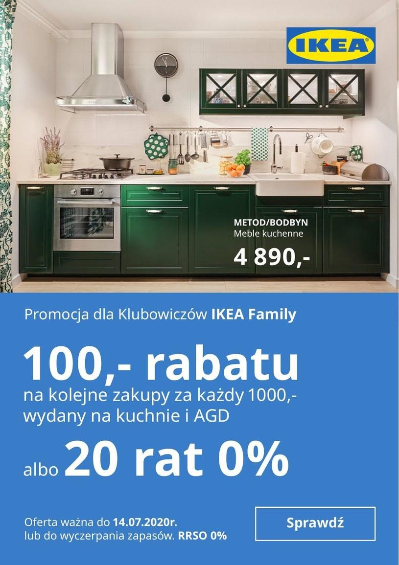 Gazetka promocyjna IKEA - ważna od 10. 06. 2020 do 14. 07. 2020