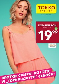 Gazetka promocyjna Takko Fashion - Topniejące ceny w Takko Fashion - ważna do 30-06-2020