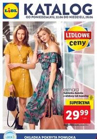 Gazetka promocyjna Lidl - Odśwież szafę na lato z Lidlem - ważna do 28-06-2020