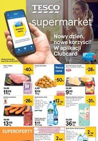 Gazetka promocyjna Tesco Supermarket - Jeszcze więcej okazji w Tesco Supermarket!  - ważna do 30-06-2020
