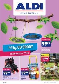 Gazetka promocyjna Aldi - Hity od środy w Aldi!  - ważna do 20-06-2020