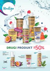 Gazetka promocyjna Kontigo - Naturalne kosmetyki z Kontigo - ważna do 30-06-2020