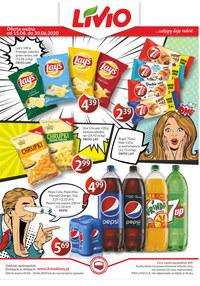 Gazetka promocyjna Livio - Livio - oferta handlowa - ważna do 30-06-2020