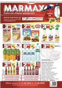 Gazetka promocyjna Marmax - Czerwiec w Marmax!  - ważna do 30-06-2020