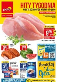 Gazetka promocyjna POLOmarket - POLOmarket - hity tygodnia - ważna do 23-06-2020