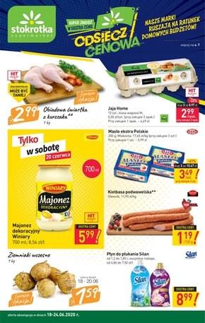 Jeszcze więcej promocji w Stokrotka Supermarket