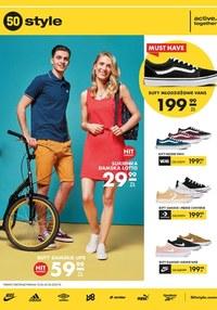 Gazetka promocyjna 50 style - Sportowa moda w 50 style - ważna do 30-06-2020