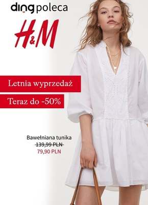 Letnia wyprzedaż w H&M