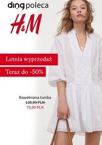 Gazetka promocyjna H&M - Letnia wyprzedaż w H&M - ważna do 30-06-2020