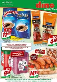 Gazetka promocyjna Dino - Dino - oferta handlowa - ważna do 23-06-2020