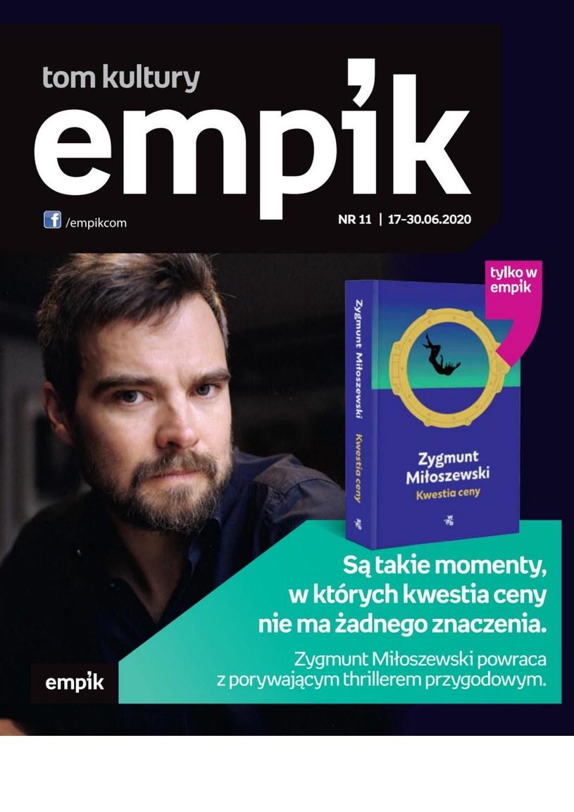 Gazetka promocyjna EMPiK - wygasła 10 dni temu