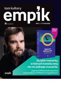 Gazetka promocyjna EMPiK - Tom kultury Empik - ważna do 30-06-2020