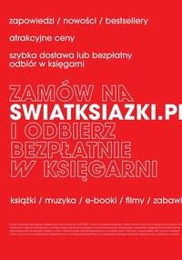 Gazetka promocyjna Księgarnie Świat Książki - Księgarnie Świat Książki - najnowsze promocje